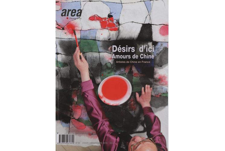 Area revue n°30 - Désirs d'ici Amours de Chine