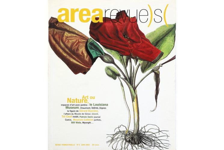 Area revue n°2 - Art ou nature