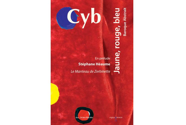 Cyb - Jaune, rouge, bleu - Baroque Abstrait
