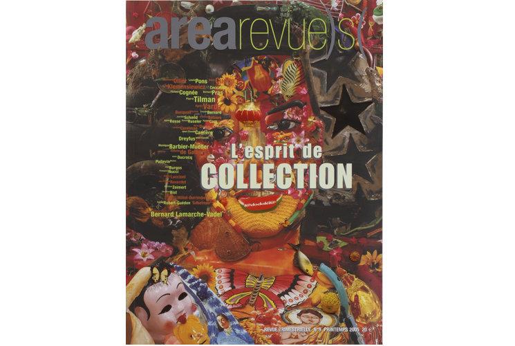 Area revue n°9 - L'espirit de collection