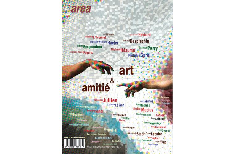 Area revue n°36 - Art & Amitié