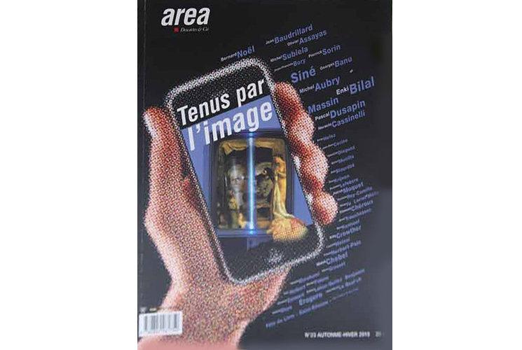 Area revue n°23 - Tenus par l'image
