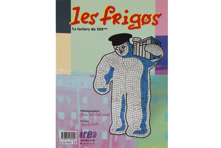 Area revue n°29 - Les Frigos