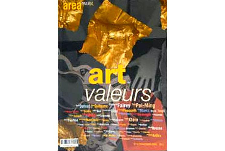 Area revue n°18 - Art et Valeur