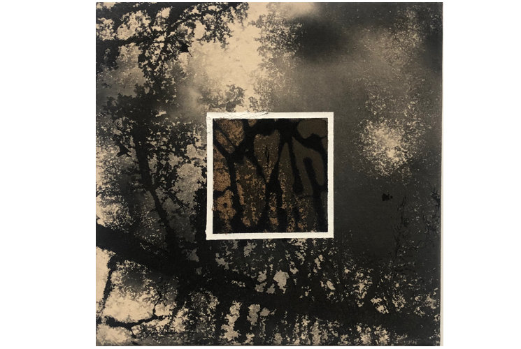 Ye Xing-Qian Noir Blanc Fenêtre, 2020