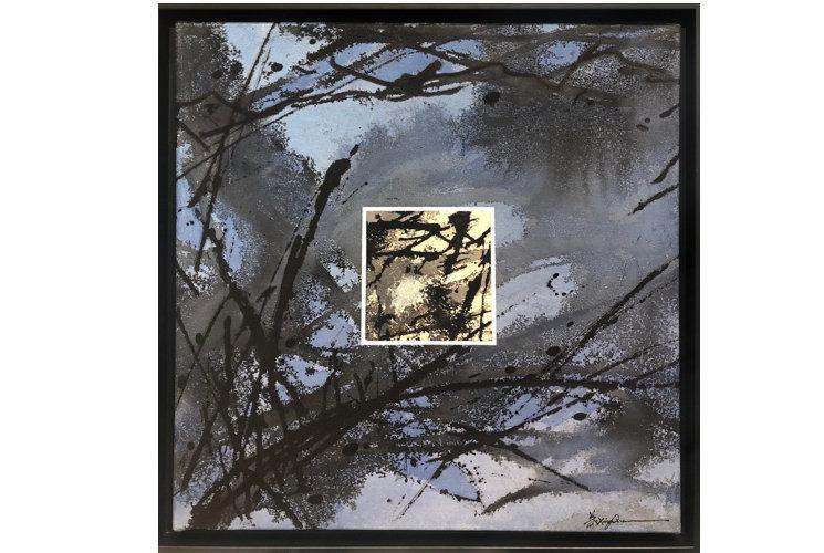 Ye Xing-Qian Bleu 02, 2020