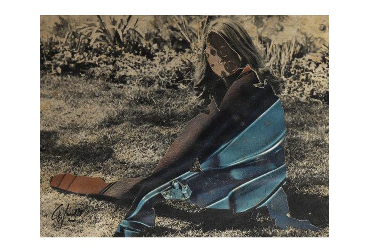 Jean-Pierre Le Boul'ch Femme mécanique n°3, 1968