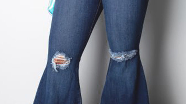 """""""Le Flare"""" Bell Bottom Jeans"""
