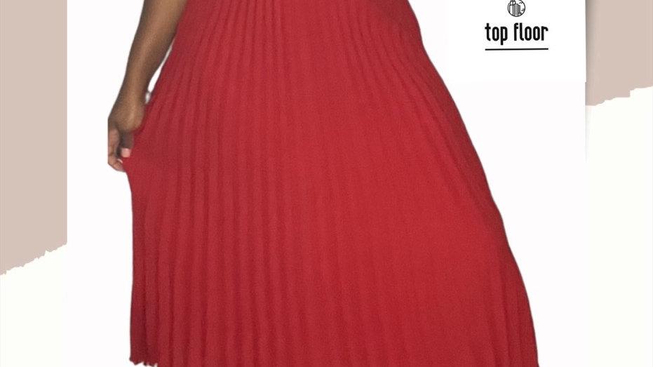 Scarlet Pleats