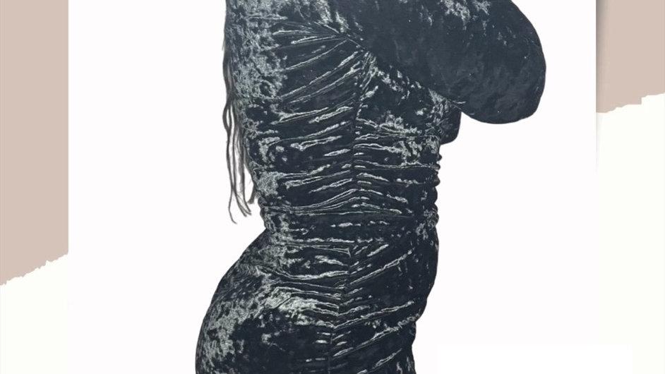 Black Widow Sweatsuit