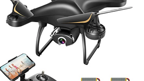 SNAPTAIN SP650 Pro 2.7K Drone with Camera for Adults 2.7K HD Live Video Camera Drone for Beginners