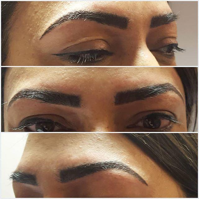 SPMU Powder brows_Powder brows last up t