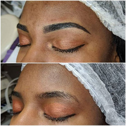 Love these Ombre brows 😍 Such a beautif