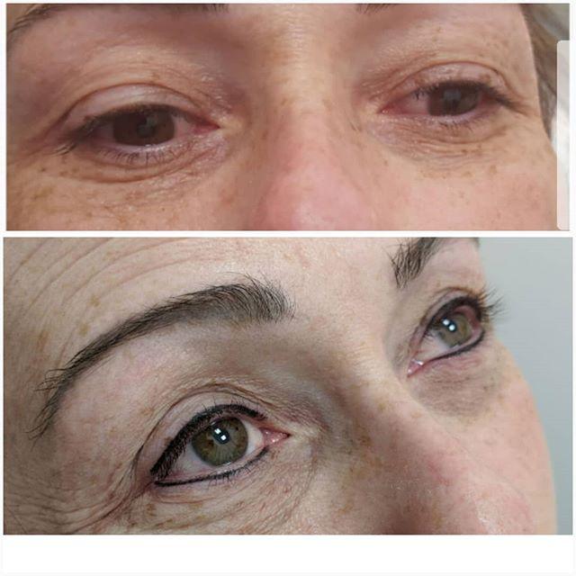 SPMU eyeliner top up both top and bottom