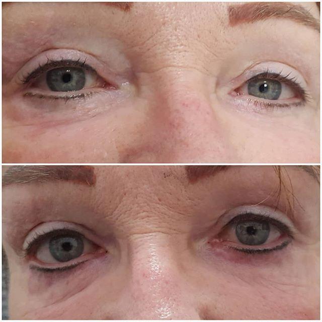 SPMU eyeliner #spmuartist #wakeupwithmak