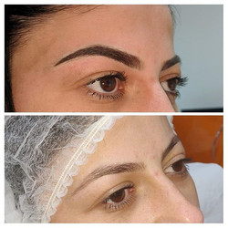 Back to work, back to brows 👌_One of my