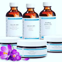 enzyme or Glycolic is brilliant for Acn
