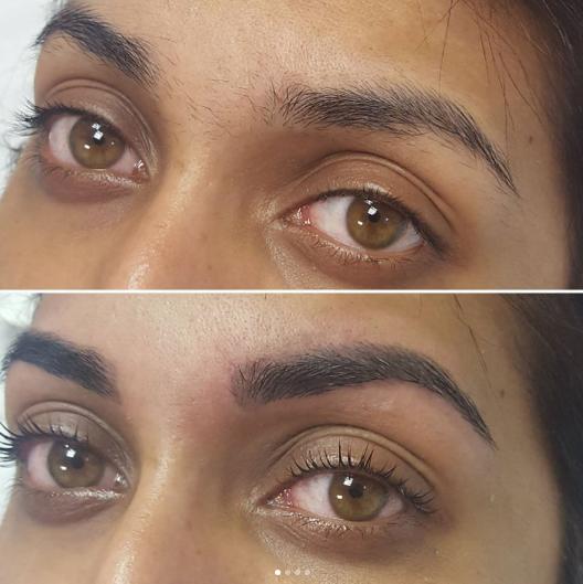 Eyebrow Tint & Shape