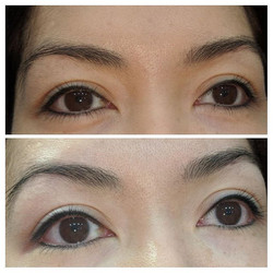 SPMU Eyeliner yearly top-up 👀 Over time