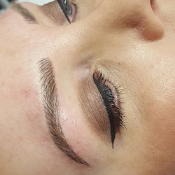 Microblading by me 😍👌 Microblading con
