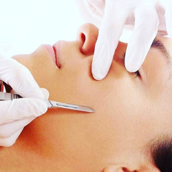 Dermaplaning Information! 💜Clients with