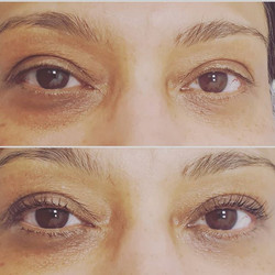 Lvl lash lift perfect for any occasion._