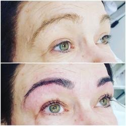 Eye transformation 😁_Lvl lashes and HD