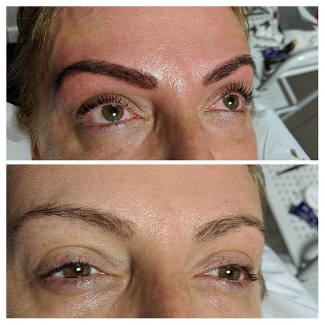HD brows & LVL Lashes for my beautiful c