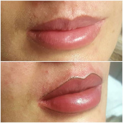 SPMU lip liner 👄_The first pic is heale