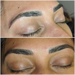 Natural Microblading by me! Microblading