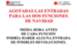 CARTEL NO HAY ENTRADAS DE NAVIDAD_page-0