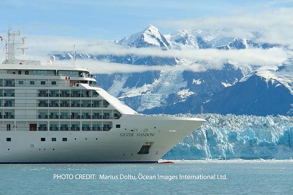 Silversea in Alaska