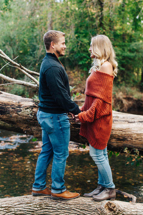 Thomas + Caitlin - Engaged!