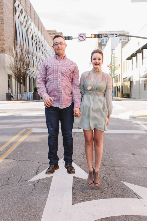 Katie and Caleb - Engaged!