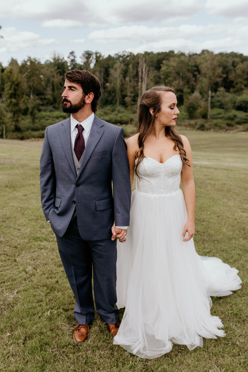 Jeri + Seth - Cullman, AL Wedding