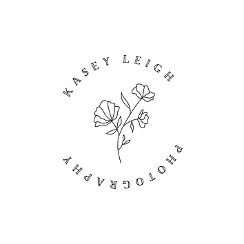 Beige Flower Superminimalism Curved Text