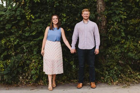 Jacob and Alex - Nashville engagement