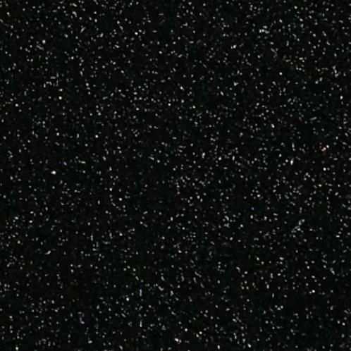 MelkwegZwart - Siser - Glitter 2 flexfolie