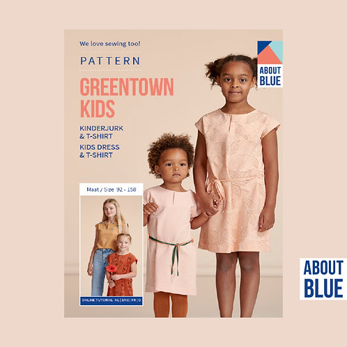 Patroon - About Blue - Greentown kids