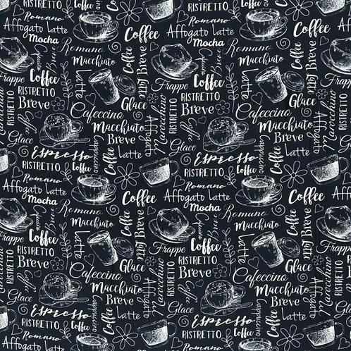Koffie - Swafing - Katoen