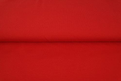 Rood - Katoen jersey