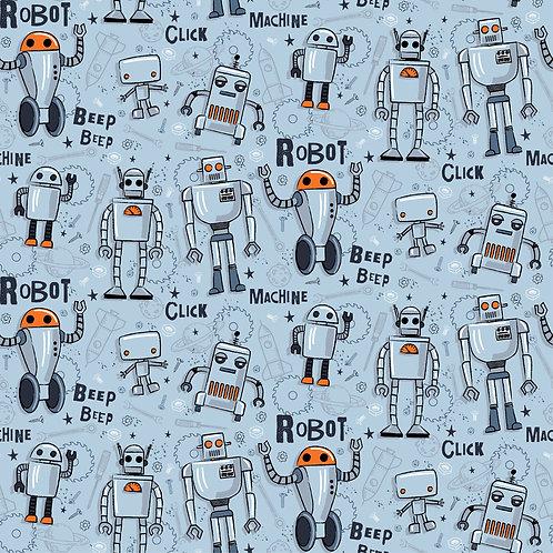 Robot - Poppy - French Terry