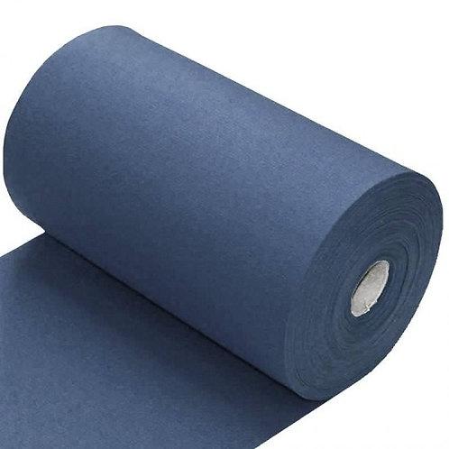 Jeans blauw - Boordstof - Katoen/Elastan