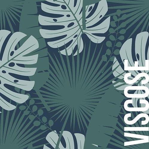 Crazy plant lady groen - About Blue - Viscose