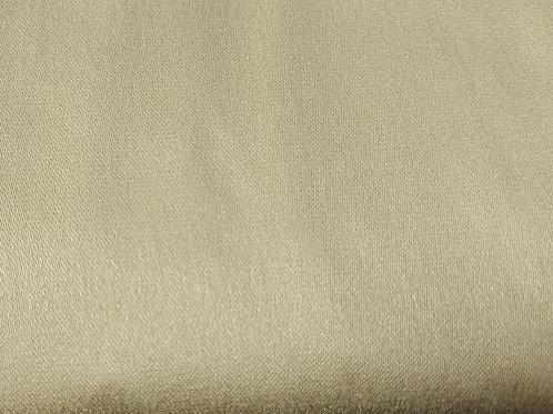 Geel - Katoen met lycra