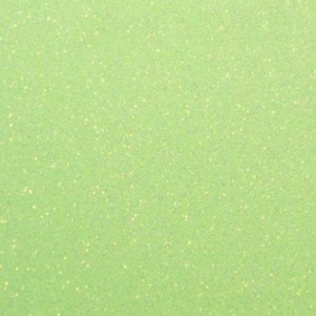 Neon Groen - Siser - Glitter 2 flexfolie