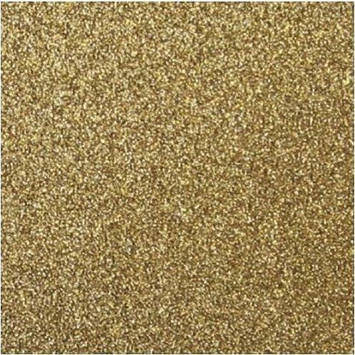 Glitter Goud - Superior - Flexfolie Perform