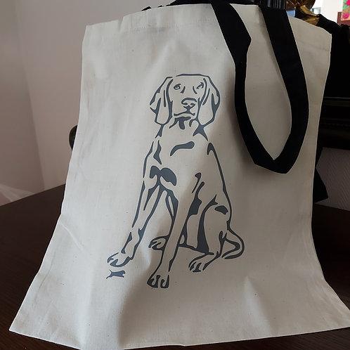 Tas met gekleurde handvaten - Westford Mill - Te personaliseren naar wens