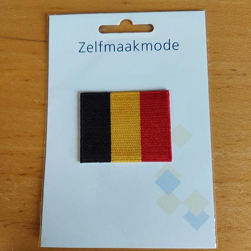 *Applicatie - Belgische vlag