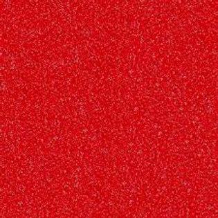 Glitter rood - Poli-Flex - Glitter flexfolie